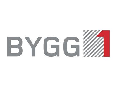 Bygg 1 logo