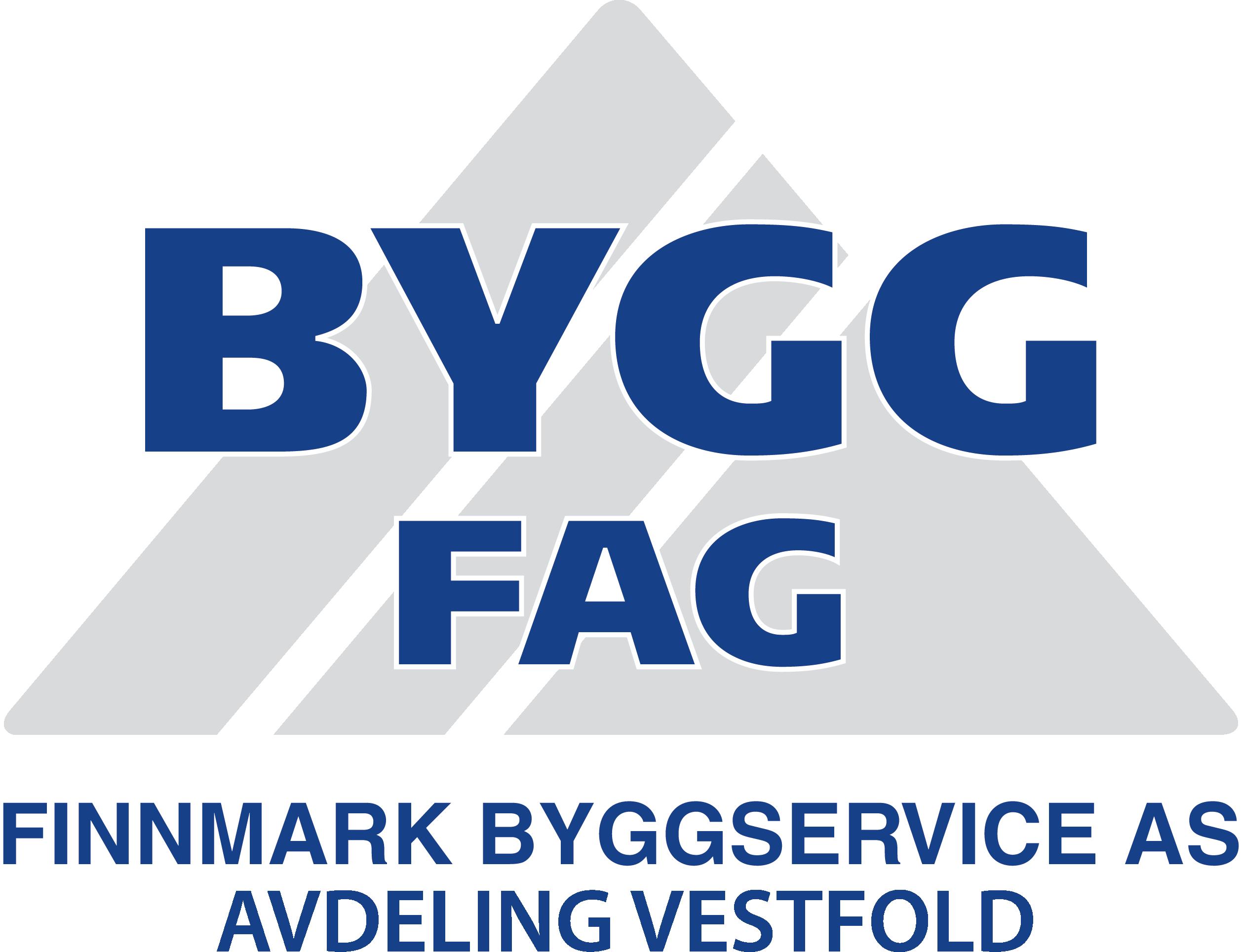 Bygg Fag logo finnmark byggservice as avdeling vestfold